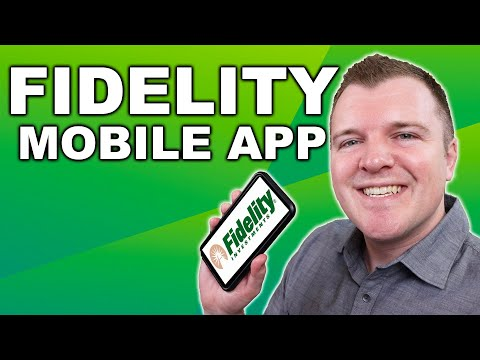 Fidelity Mobile App - How to Buy Stocks + Review