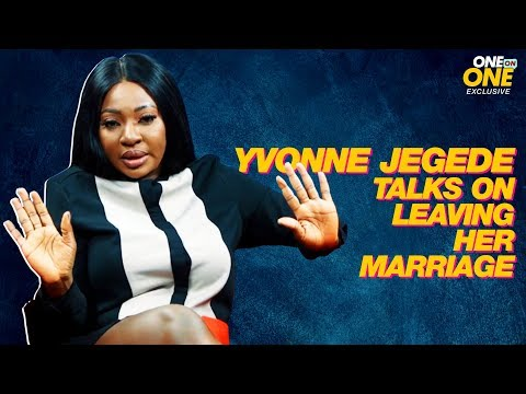 EXCLUSIVE: Yvonne Jegede Speaks On Her Separation From Husband, Olakunle Abounce Fawole