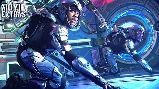 Nonton Go Behind The Scenes Of Pacific Rim  Uprising  2018  Film Subtitle Indonesia Streaming Movie Download