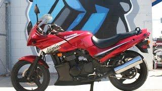 5. 2006 Kawasaki Ninja 500 Motorcycle For Sale