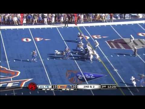 Doug Martin vs Air Force 2011 video.