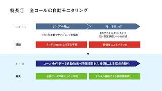 NTTマーケティングアクト、電話対応をAI評価 改善点指導に活用