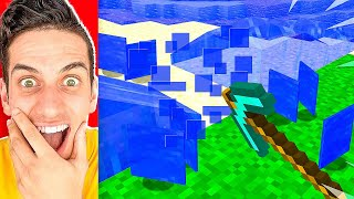 TESTED 30 VIRAL TIKTOK MINECRAFT HACKS TO SEE IF THEY WORK!