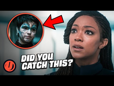 STAR TREK DISCOVERY Season 3 Episode 13 Finale Breakdown & References!