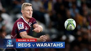Reds v Waratahs Rd.14 2019 Super rugby video highlights | Super Rugby Video Highlights