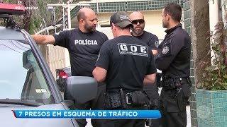 Sorocaba: operação desmantela quadrilha de traficantes