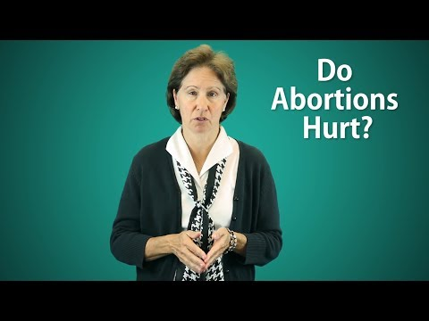 #6 Do Abortions Hurt (видео)