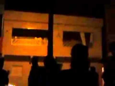 Casa tem é incendiada nesta terça em Passira
