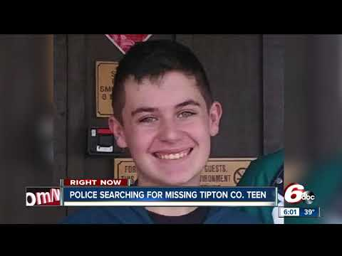 MISSING: Tipton police searching for 14-year-old from Sharpsville