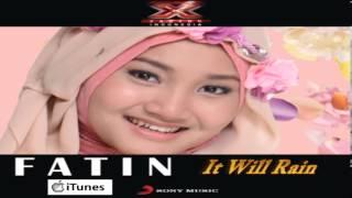 Fatin Shidqia Lubis XFI iTunes DEMO (IT WILL RAIN / BRUNO MARS)