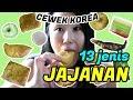 foto Cewek korea coba 13 jenis JAJANAN INDO!