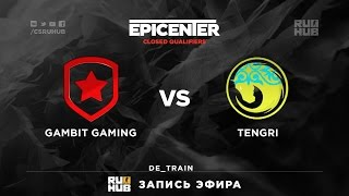 Tengri vs Gambit, game 1