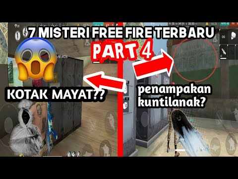 7 Misteri Free Fire Terbaru || Part4 || Garena Free Fire Indonesia