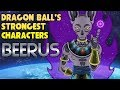 Beerus - The Strongest in Dragon Ball