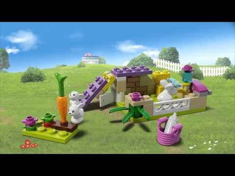 LEGO Friends - Nyuszi és a kicsik