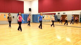 Choreographed by: Rep Ghazali-Meaney (April 2017) 54 count - 1 wall - Improver level line dance Music: