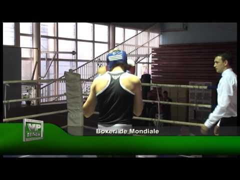 Boxeri de Mondiale
