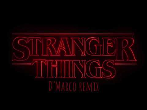 Stranger Things Theme (D'Marco Bootleg Remix) [Progressive Trance]