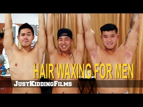 Waxing - Special Thanks To: Noemi and Mendi Eyebrow Threading http://www.yelp.com/biz/noemi-and-mendi-eyebrow-threading-alhambra JK MERCH: http://justkiddingfilms.big...