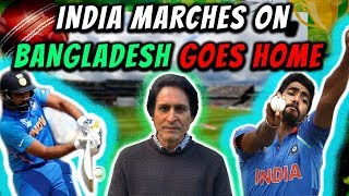 India Marches On, Bangladesh Goes Home | Ramiz Speaks