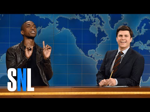 Weekend Update Jay Pharoah on Katt Williams and Kevin Hart s
