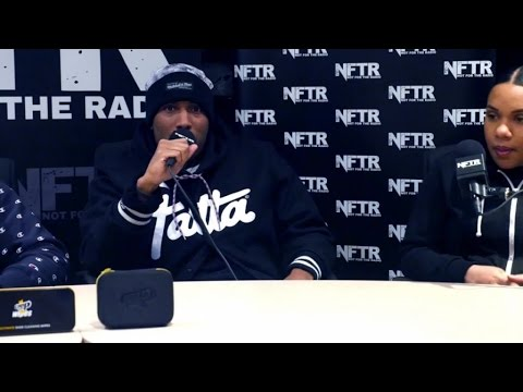 J2k – Crep Protect, Crazy Titch, Roll Deep and more [NFTR]