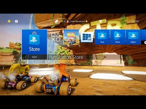 Crash Team Racing Nitro-Fueled Nitros Oxide Edition Pre-Order | PS4