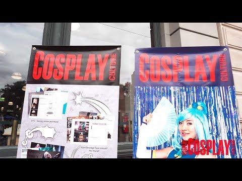 Cosplay Culture Magazine: Get Pop-Cultured Event