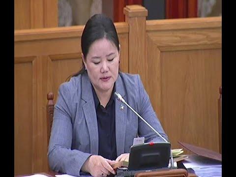 Н.Амарзаяа: Тэтгэврийн зээлийн хүүг бууруулахад Монгол банк  бодлогын хэмжээнд анхаарч болохгүй юу?