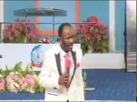 #Apostle Johnson Suleman(Prof) #The Character Of The Mighty #1of2