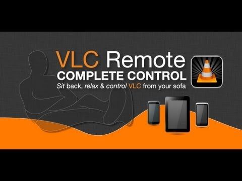 Video of VLC Remote