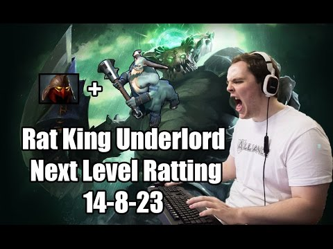 Admiral Bulldog Underlord - Next Level Ratting with helm of dominator