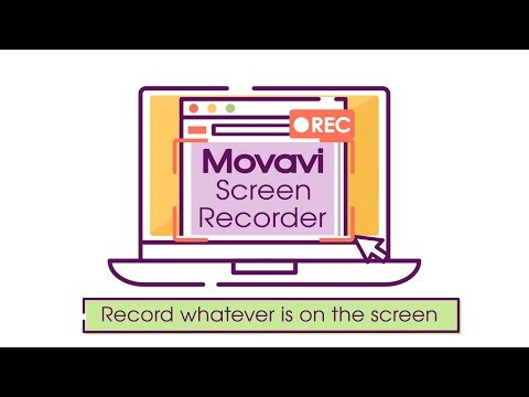 Record Everything on your Computer Screen with Movavi Screen Recorder!