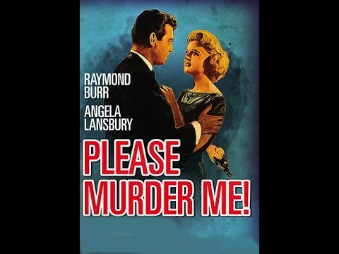 PLEASE MURDER ME (V.O) 1956