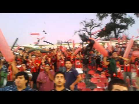 Salida Rangers de Talca vs Wanderes - Los Rojinegros - Rangers de Talca