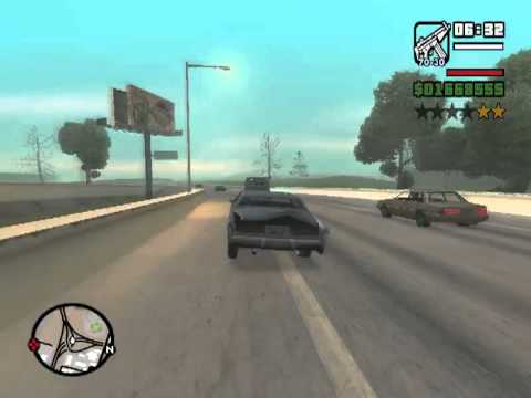 Horse With No Name While Driving GTA San Andreas Like Breaking Bad That's Awesome !