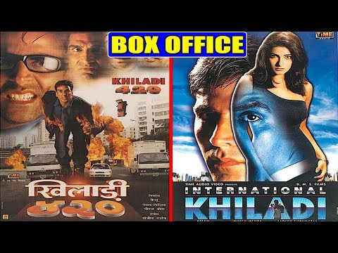 Khiladi 420 2000 & International Khiladi 1999 Movie Budget, Box Office Collection and Verdict
