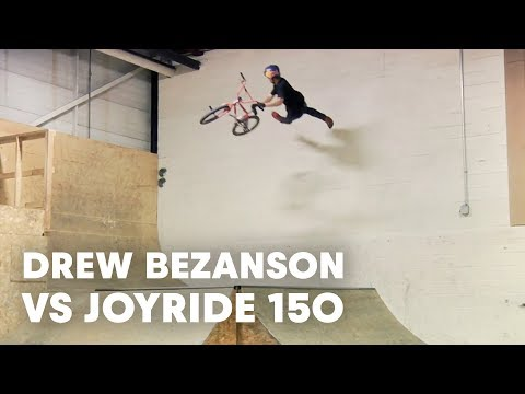 150 - Watch the Behind the Scenes Clip: http://youtu.be/8BLBzR8PLy4 For more BMX, pedal over to http://win.gs/1lxRNQQ Canadian BMX rider Drew Bezanson has lit up t...