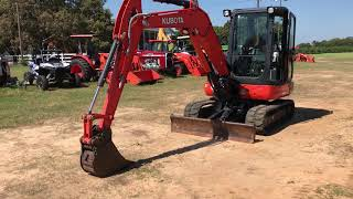 10. 2015 KUBOTA KX040-4R3A For Sale