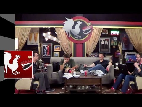 joel heyman - The Rooster Teeth Podcast is back in video form! Join us for our episode recorded on March 4th, 2013! This episode features Gus Sorola, Gavin Free, Joel Heym...