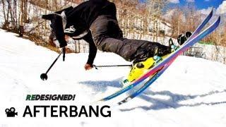 Line Afterbang 2014 Skis