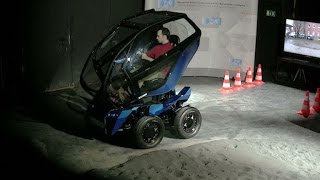 In this video you can see a demonstration of EO's abilities. EO smart connecting car 2 (Robot system)...