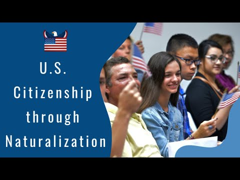 us citizen - Citizenship Lawyer Carl Shusterman (Former INS Attorney 1976-82) discusses how to apply for and obtain U.S. Citizenship. For more information, please see htt...