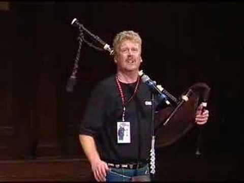 bagpipes - Comedian Johnny Bagpipes Johnston, covers the THX logo, Star Wars theme, ACDC and more. Funny Stuff!