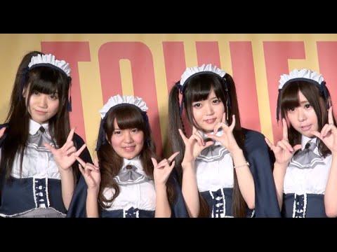 学院型ガールズ・ボーカルユニット アフィリア・サーガ「新メンバー発表会」