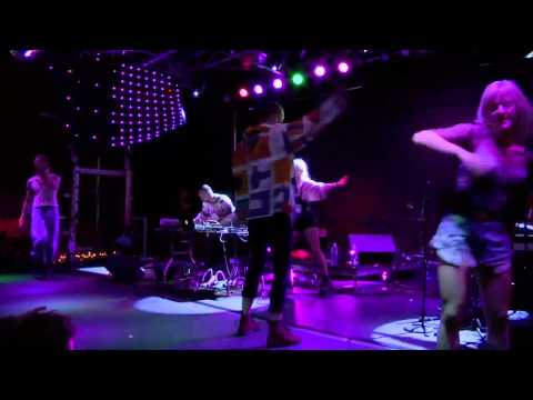 Live Music Show - The Miracles Club (PDX Pop Now, 2012)