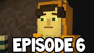 "Minecraft Story Mode - Episode 6 - STAMPY, DANTDM, MORE! ""Portal to Mystery"""