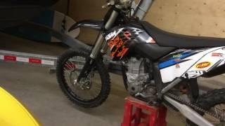 2. MOTOCROSS dirt bike (2009 Ktm 450 sx-f) FOR SALE (S-O-L-D)