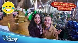 Nonton Adventures In Babysitting   On The Set   Official Disney Channel Us Hd Film Subtitle Indonesia Streaming Movie Download