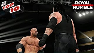 Nonton WWE 2K17 - Royal Rumble 2017 Top 10 Moments! WWE Royal Rumble 2017 Film Subtitle Indonesia Streaming Movie Download